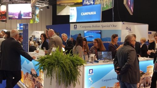 Turismo: al World Travel Market di Londra Salerno ben rappresentata