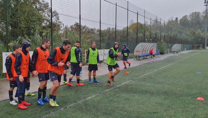Polisportiva Salerno Guiscards, il team calcio va ko. Marino: «Ci rifaremo subito»