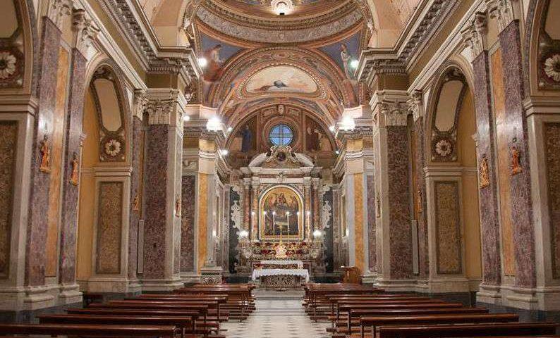 Scafati, i due dipinti rubati tornano nel Santuario della Madonna dei Bagni. Due ricettatori nei guai