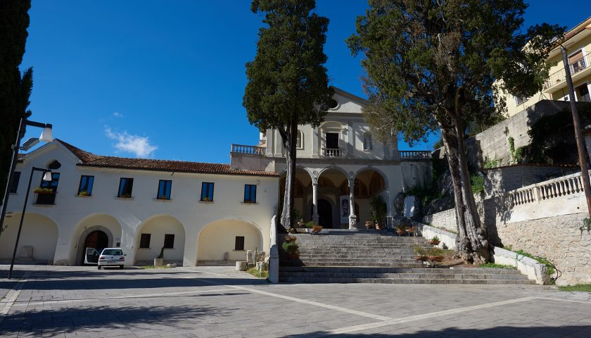 """""""Virgo Fidelis"""", anche a Polla festeggiata la santa patrona dei Carabinieri"""