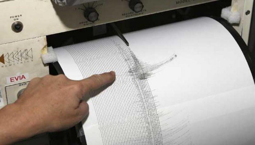 Ancora quattro scosse di terremoto nell'Alta Irpinia