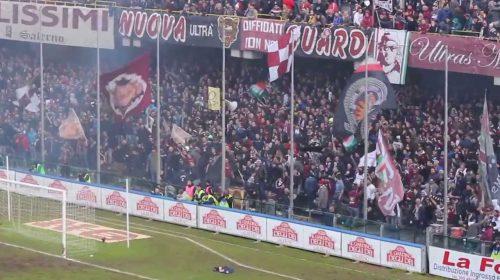 Derby di Castellammare, fronte comune contro la restrizione per i tifosi della Salernitana