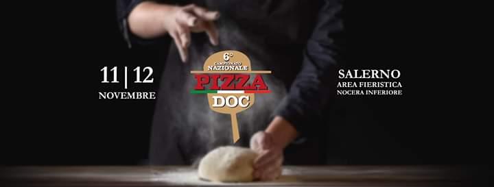 Campionato Nazionale Pizza DOC. A Nocera Inferiore pizzaioli concorrenti da tutta Italia