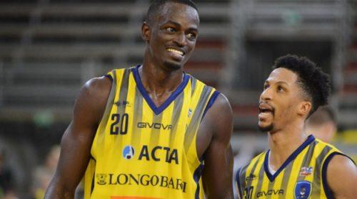 Anticipo di campionato, la Givova Scafati sfida l'Eurobasket Roma