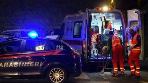 Sbanda con la moto e si schianta a Santa Cecilia di Eboli, in Rianimazione un battipagliese