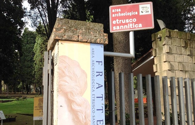 Emergenza maltempo, chiusura al pubblico di Villa Guariglia e dell'Area Arecheologica di Fratte