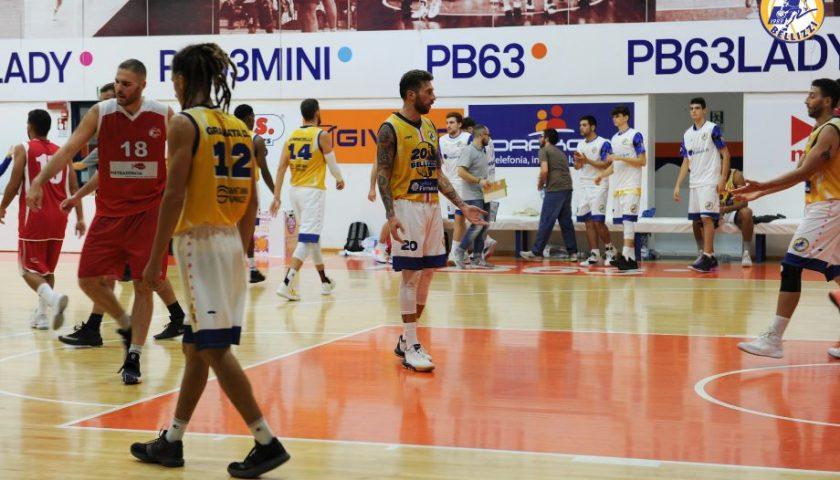 Il Basket Bellizzi cade sul campo di Catanzaro. Decisivo il blackout nella seconda metà del 3° quarto