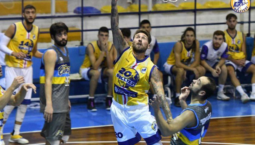 Basket Bellizzi atteso dal derby sul campo di Angri Pallacanestro