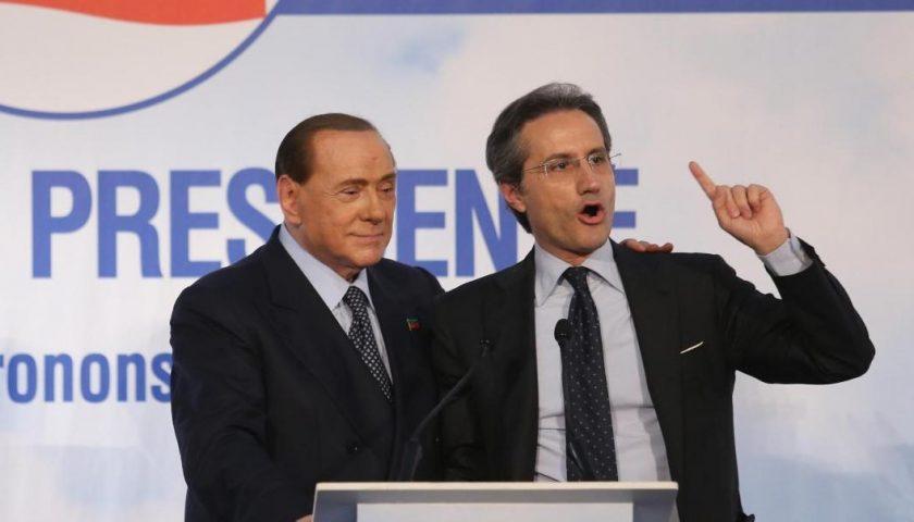 Elezioni Regionali Campania 2020, Berlusconi incorona Caldoro: «È lui il nostro candidato»