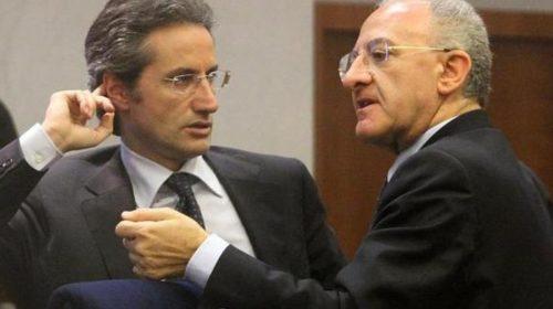 Elezioni regionali, sondaggi boom per De Luca:  Caldoro staccato di oltre 40 punti