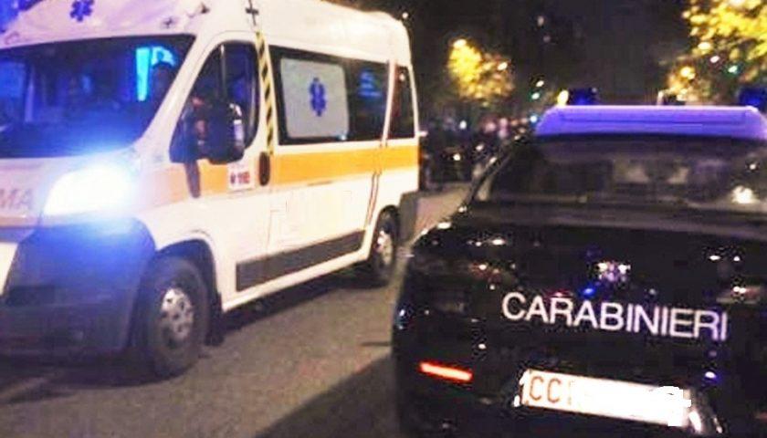 Auto lo investe e scappa, anziano di Campora in ospedale: caccia al pirata
