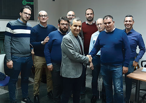 Commercio, nasce la Confesercenti di Scafati: Gallo presidente