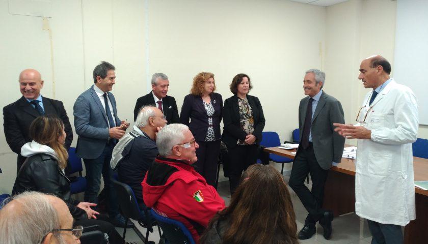 San Giovanni di Dio e Ruggi d'Aragona di Salerno: sottoscritta convenzione con le associazioni per la donazione del sangue