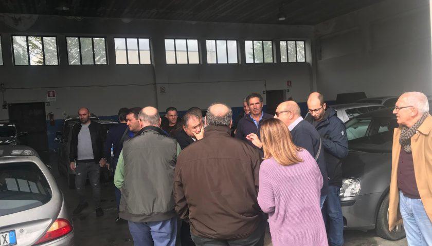 """L'appello della Cgil: """"Stabilizzare gli ex dipendenti del Corisa2"""""""