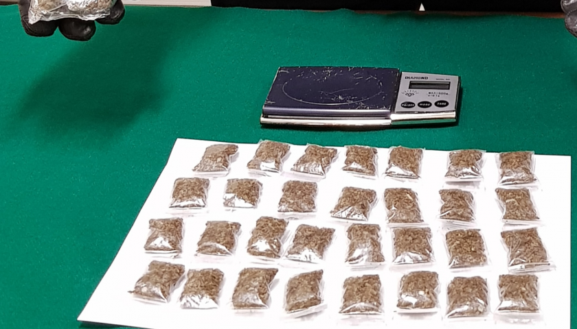 Spaccio di droga a Palinuro, arrestato un gambiano di 24 anni