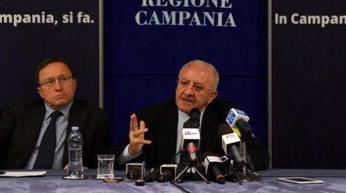 """Inchiesta Universiadi, De Luca: """"Orgogliosi della manifestazione, la magistratura faccia chiarezza"""""""