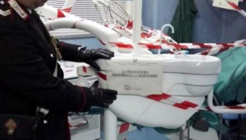 Falsi dentisti a Capaccio/Paestum, nello studio medico anche farmaci scaduti: sequestro e denunce