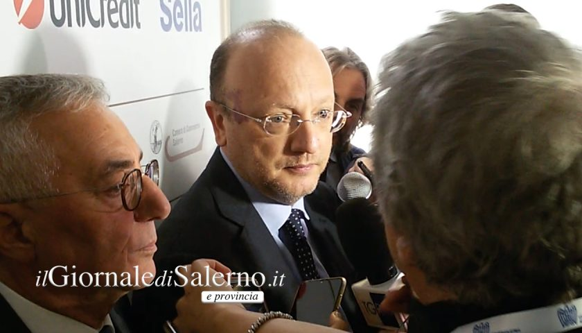 """Vincenzo Boccia, presidente Confindustria: """"Le infrastrutture e lo sblocco dei relativi fondi sono la vera sfida per lo sviluppo del paese"""""""