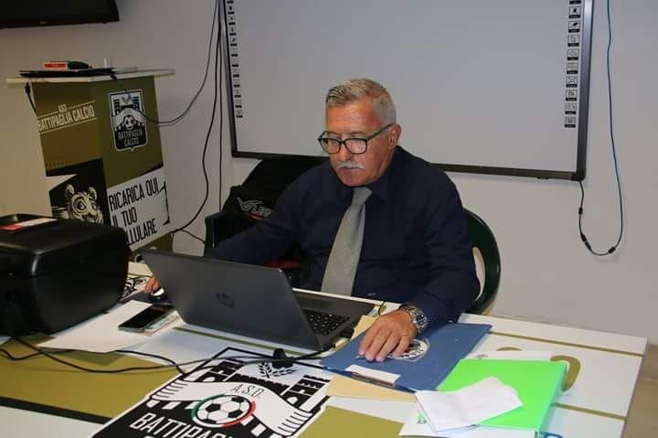 Battipagliese, il segretario Antonio Forte rassegna le dimissioni