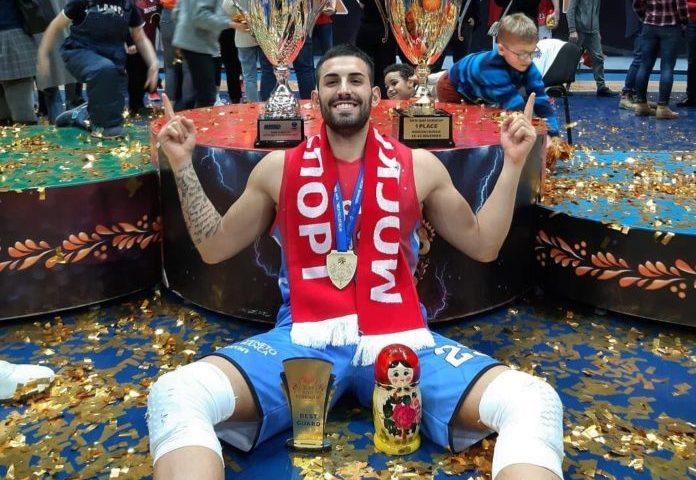 Basket sordi, c'è anche il salernitano Giuseppe Bruno nell'Italia campione d'Europa
