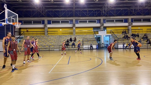 L'Hippo Basket Salerno mette paura alla capolista Villaricca