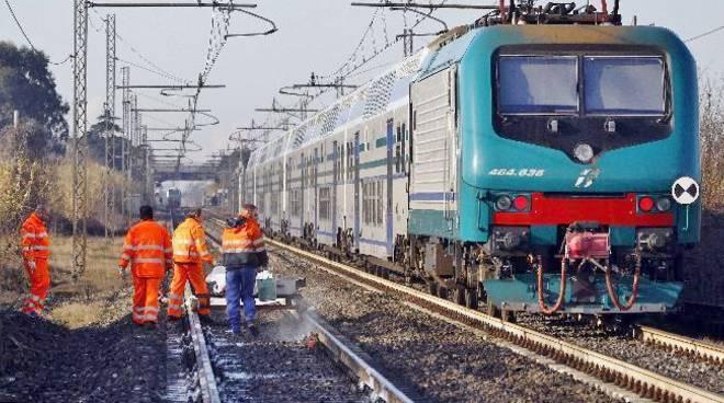 Investimento mortale ad Angri, linea storica ferroviaria bloccata in entrambi i sensi di marcia