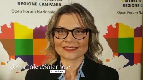 """Turismo, Ivana Jelinic (Fiavet) a Salerno: """"Torna centrale il ruolo dell'agente di viaggio"""""""