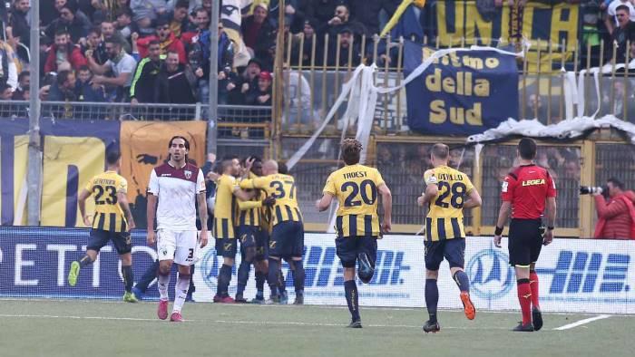 Le vespe pungono, la Salernitana no: il derby è della Juve Stabia