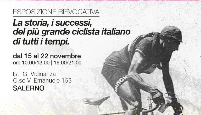 """""""Fausto Coppi. 100 anni da campionissimo"""", una mostra per ricordare il più grande ciclista italiano di tutti i tempi"""