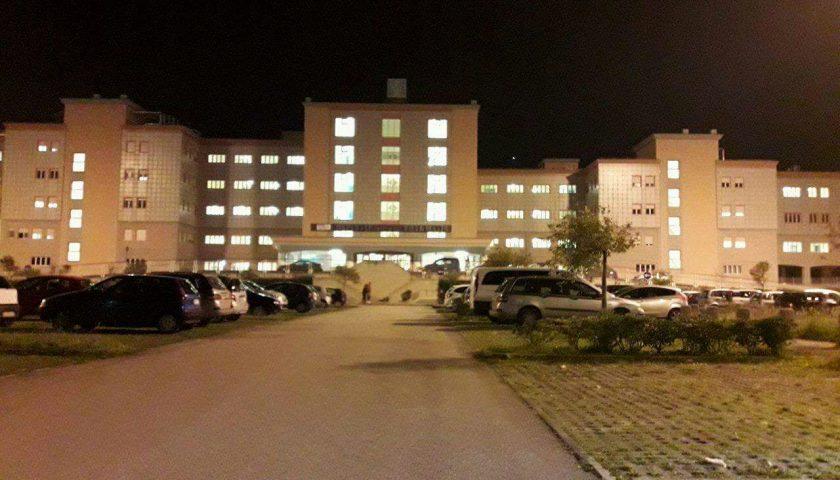 Coronavirus, l'ospedale di Oliveto Citra attrezzato per gestire eventuali emergenze