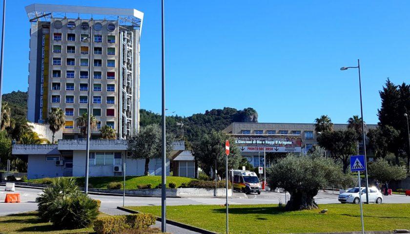 Coronavirus, al Ruggi di Salerno 3 medici contagiati