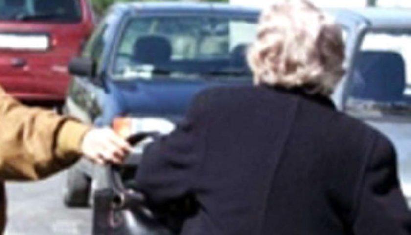 Choc a Torrione, donna salernitana rapinata in strada