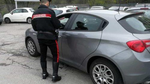 Nocera Inferiore, guida con la patente scaduta: fermato, tenta di corrompere i carabinieri con 50 euro. Arrestato