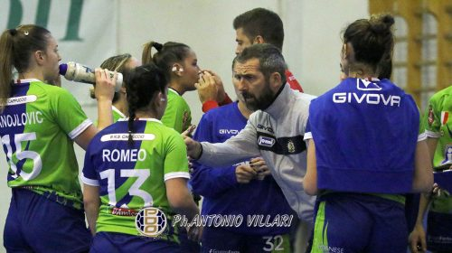 Jomi Salerno: Neven Hrupec si dimette dall'incarico. Avram è il nuovo tecnico