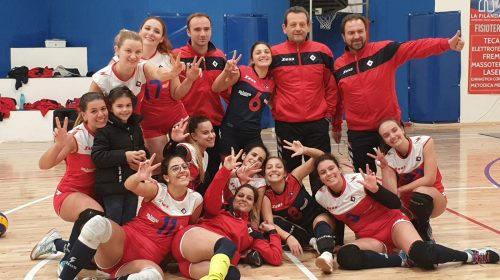 Nuovo successo per la Re Lions Sport Salernum, Polisportiva La Filanda ko