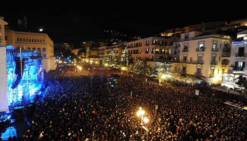 Boom di prenotazione per Capodanno a Salerno e in Costiera Amalfitana