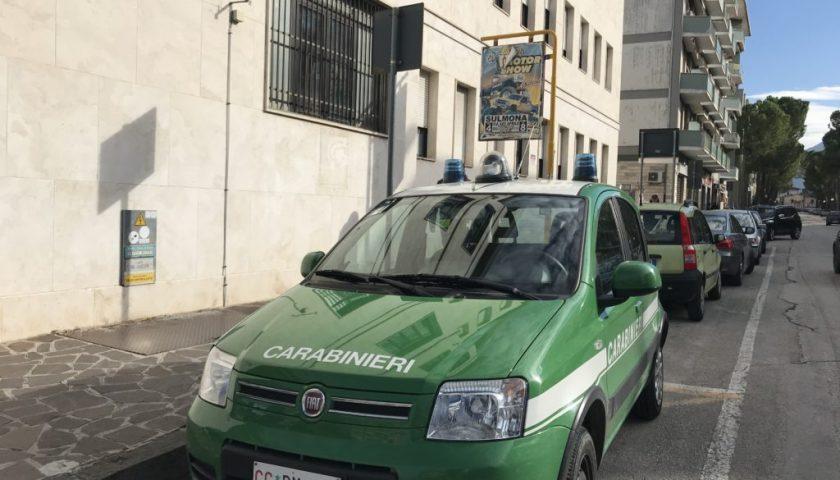 Officina abusiva a Colliano, sequestri e sanzioni