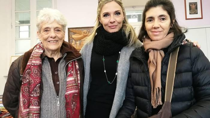 """Al Liceo Artistico """"Sabatini-Menna"""" di Salerno incontro con i familiari di Ernesto Che Guevara"""