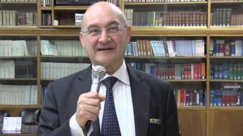 A Salerno il premio alla memoria del professore Antonello Crisci