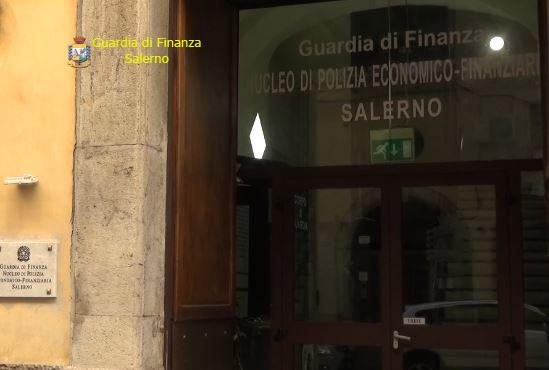 Imprenditore della Piana del Sele evade il fisco: la Guardia di Finanza sequestra liquidità e titoli per quasi 1,5 milioni di euro