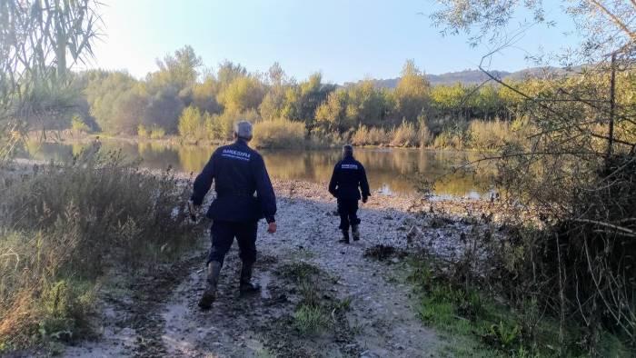 Caccia al cinghiale nell'area riservata del Sele e del Tanagro, sette denunce