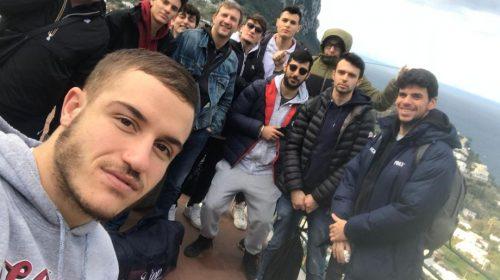 La Hippo Basket Salerno perde lo scontro diretto in casa dell'Olimpia Capri