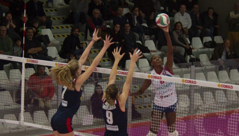 P2P Smilers sconfitta 3-1 a Ravenna nella prima giornata di ritorno