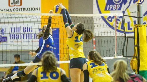 Volley Bellizzi, sette bellezze…