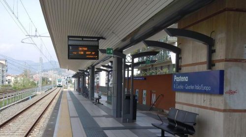 Prolungamento della metro fino all'aeroporto Costa D'Amalfi: il Ministero pubblica il porgetto