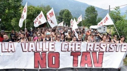 No Tav, scontri in Val di Susa. Denunciati 25 militanti del centro sociale Askatasuna