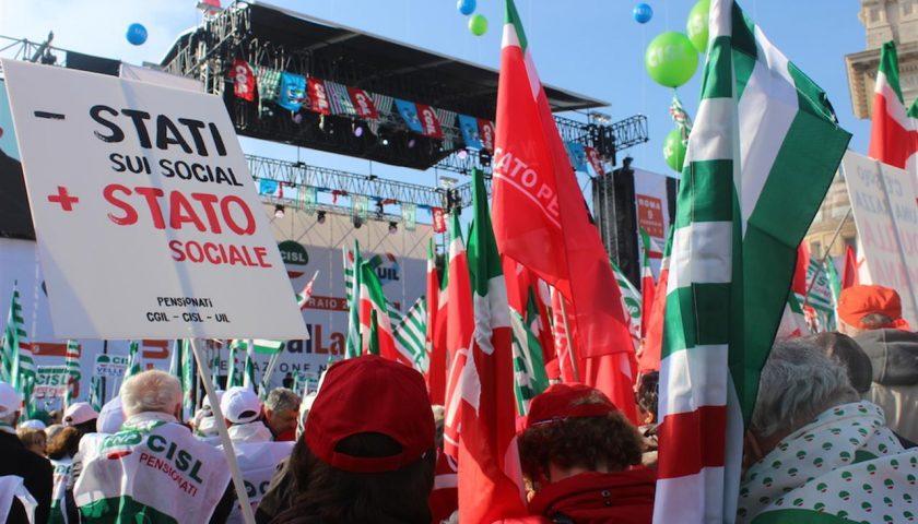Anziani sempre più in difficoltà, giovedì scenderanno in piazza anche a Salerno