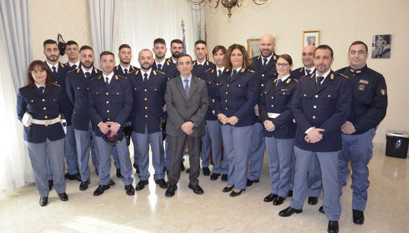 Polizia di Stato, a Salerno e provincia arrivano 16 nuovi agenti