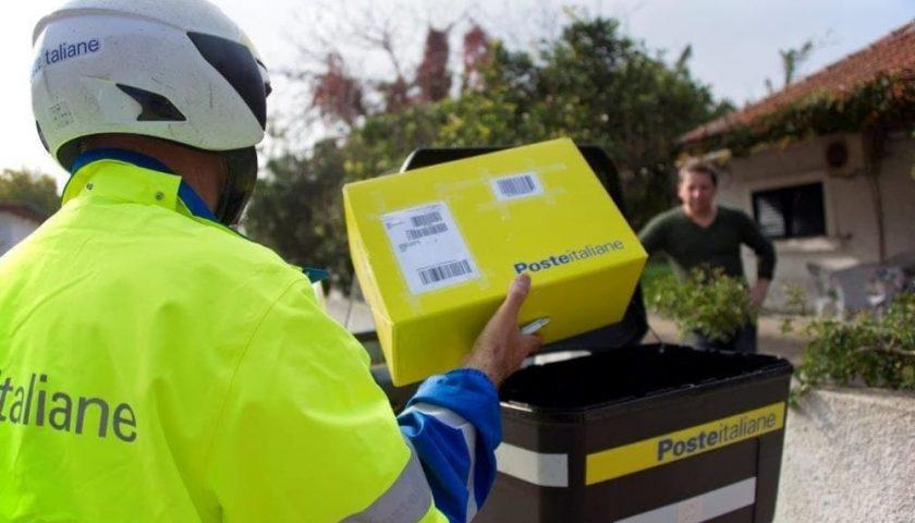 Poste Italiane: consegna dei pacchi in provincia di Salerno +30,8%