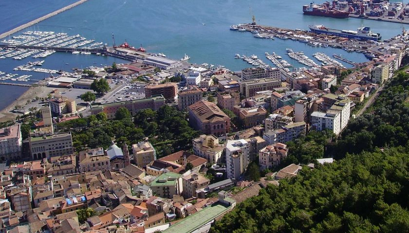 Qualità della vita, Salerno guadagna posizioni ma viene superata da Napoli